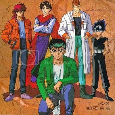 yuyuhakusho-anime.jpg picture by yanin_09