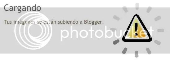 Subiendo fotos a Blogger