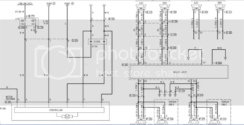 Mitsubishi 380 Wiring Diagrams : 30 Wiring Diagram Images