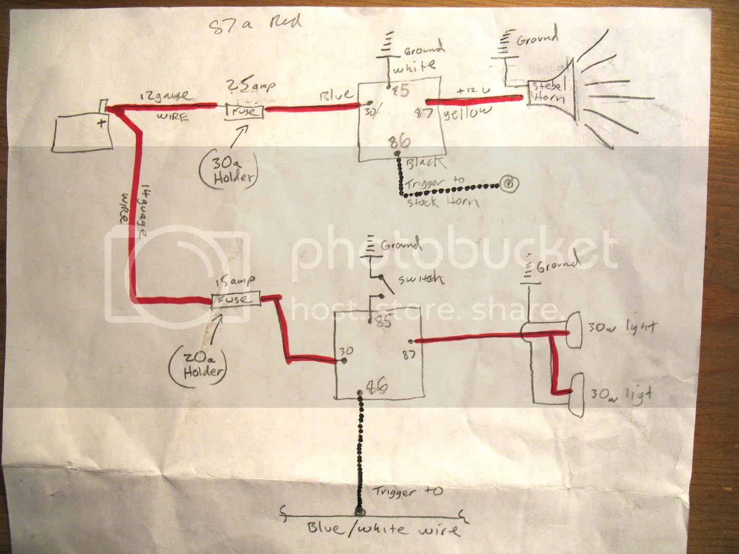 Diagram Of Honda Motorcycle Parts 2006 Cb600f A Radiator Diagram