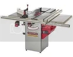 Grizzly 10 Inch Contractor Table Saw
