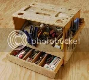 wood tool box plans free