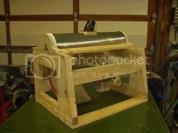 How To Build A Drum Sander