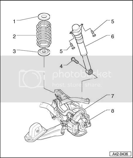 Vw Mk4 Suspension Diagram, Vw, Free Engine Image For User