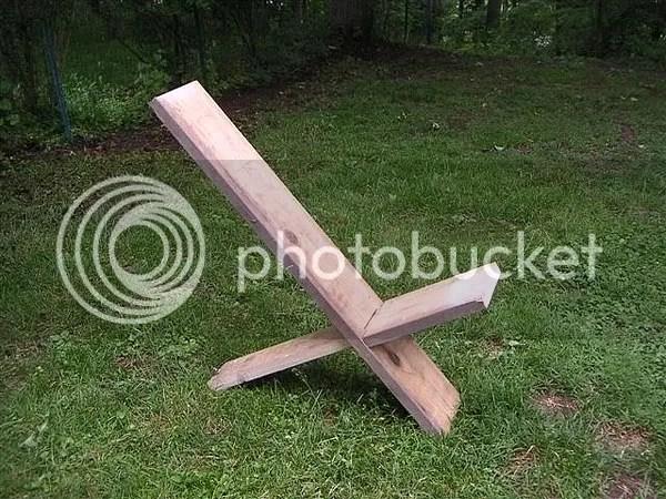 Plank Chair  Bushcraft USA Forums