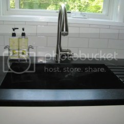 Kitchen Sinks With Drainboard Built In Ceiling Lighting Soapstone: Drainboard, Sink???