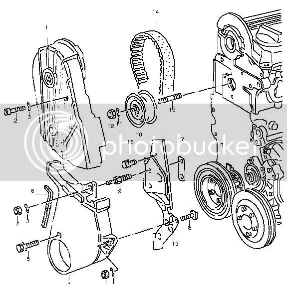 Head Gasket Job: 16v KR Engine