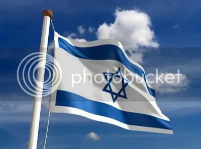 Israeli Flag via Photo Bucket