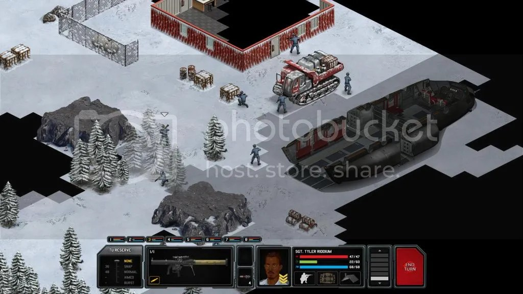 Cpl Gardes, commandeer that snow truck!