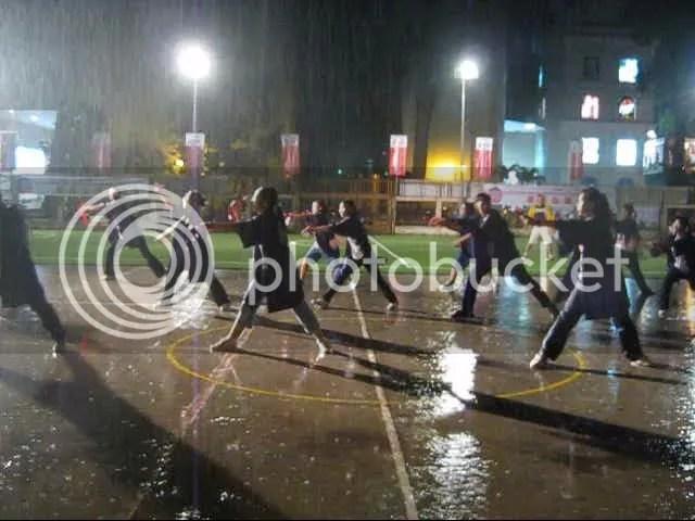 YOSAGO trong Lễ hội đêm mưa Shizuoka