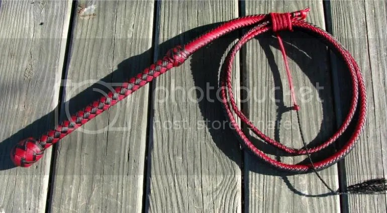 6ft bullwhip w/ 12 handle also Australia bound.