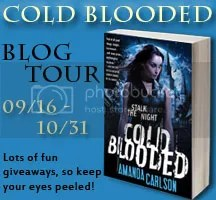 Cold Blooded Blog Tour