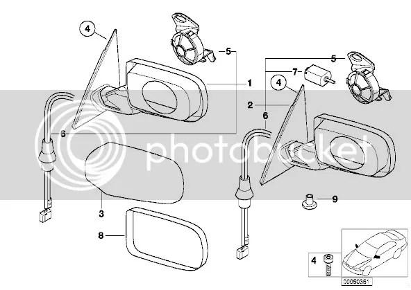 PART 1: E46 Power Folding Mirror Upgrade Complete