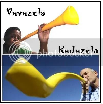 Vuvuzela/Kuduzela
