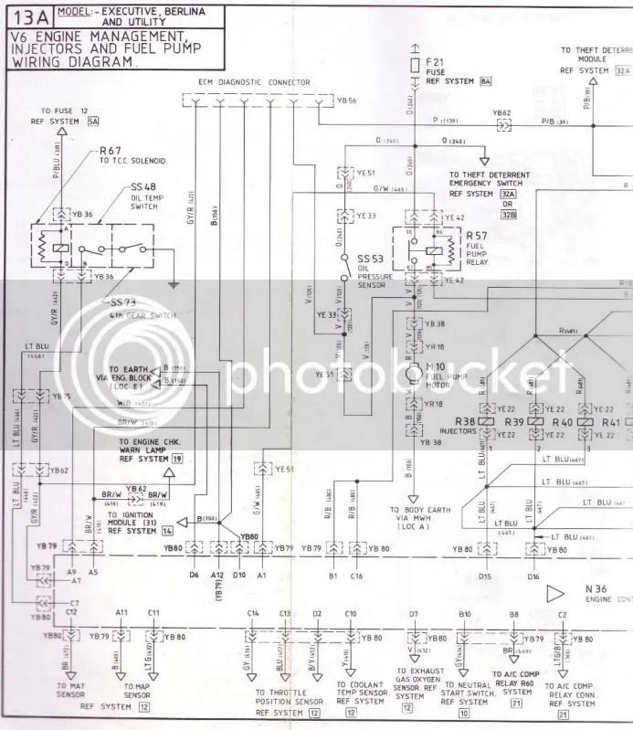 vn v8 ecu wiring diagram trailer pigtail 20 19 kenmo lp de images gallery