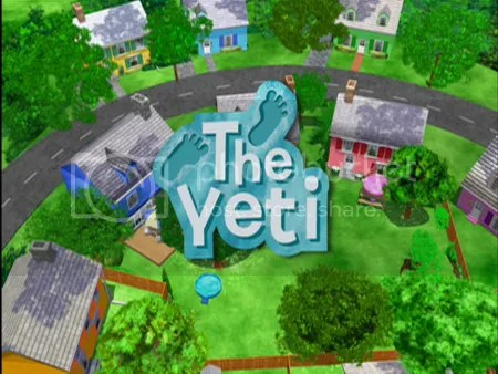 Backyardigans - Yeti