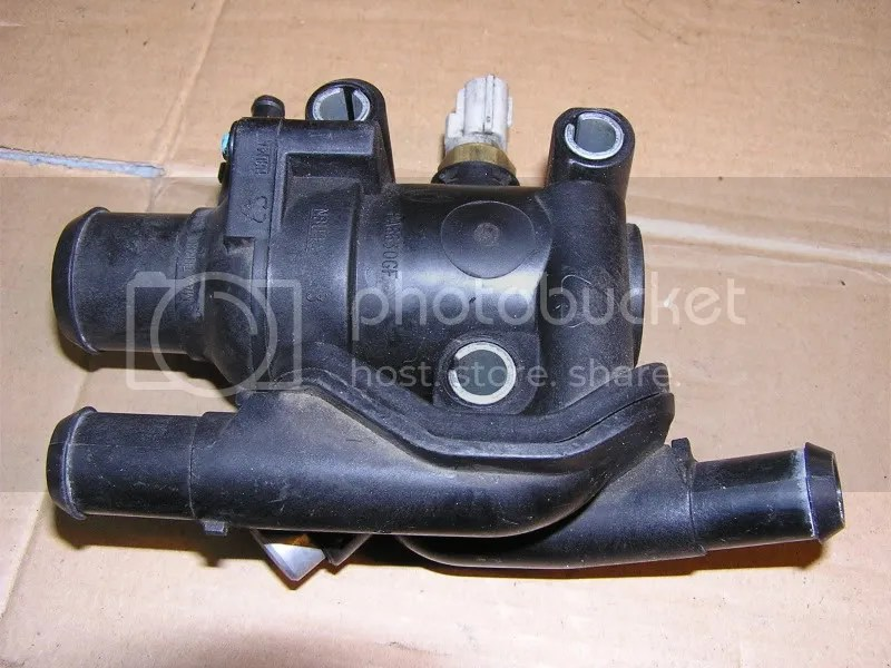 2005 Ford Focus Thermostat Location