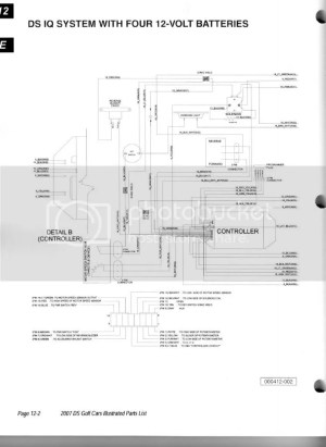 Wiring diagram for a 2006 Club Car DS?