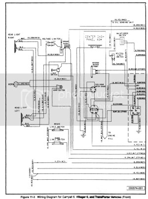 ignition switch wire diagram