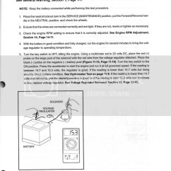 Ezgo Voltage Regulator Test Cat5e Straight Through Wiring Diagram Testing A Here This May Help