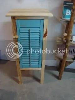 Shutter Pallet Cupboard