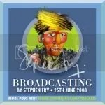 Stephen Fry's Podgram on Broadcasting