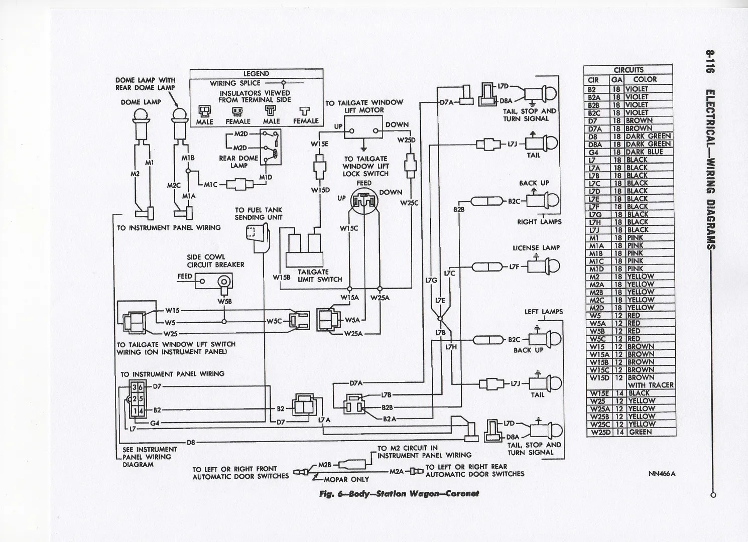 1967 Dodge Dart Wiring Diagram, 1967, Get Free Image About