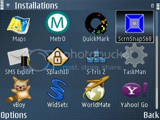 Nokia Installed Apps - October, 2007