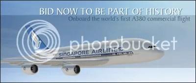 A380 Auction