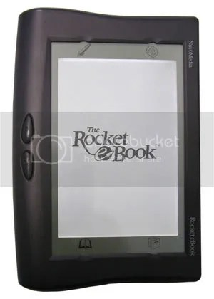 Rocket eBook Reader