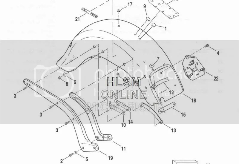 2008 Harley Davidson Softail Wiring Diagram Headlamp
