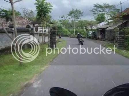 jalan desa