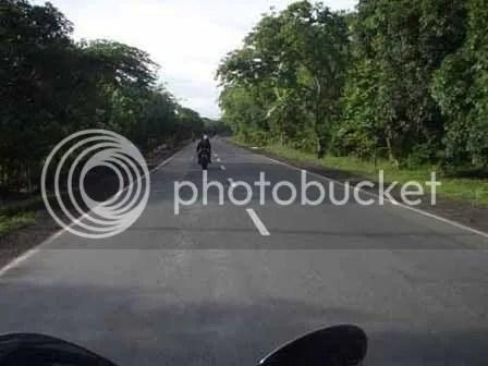 jalan kosong