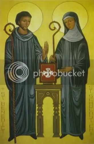 Sts. Benedict & Scholastica