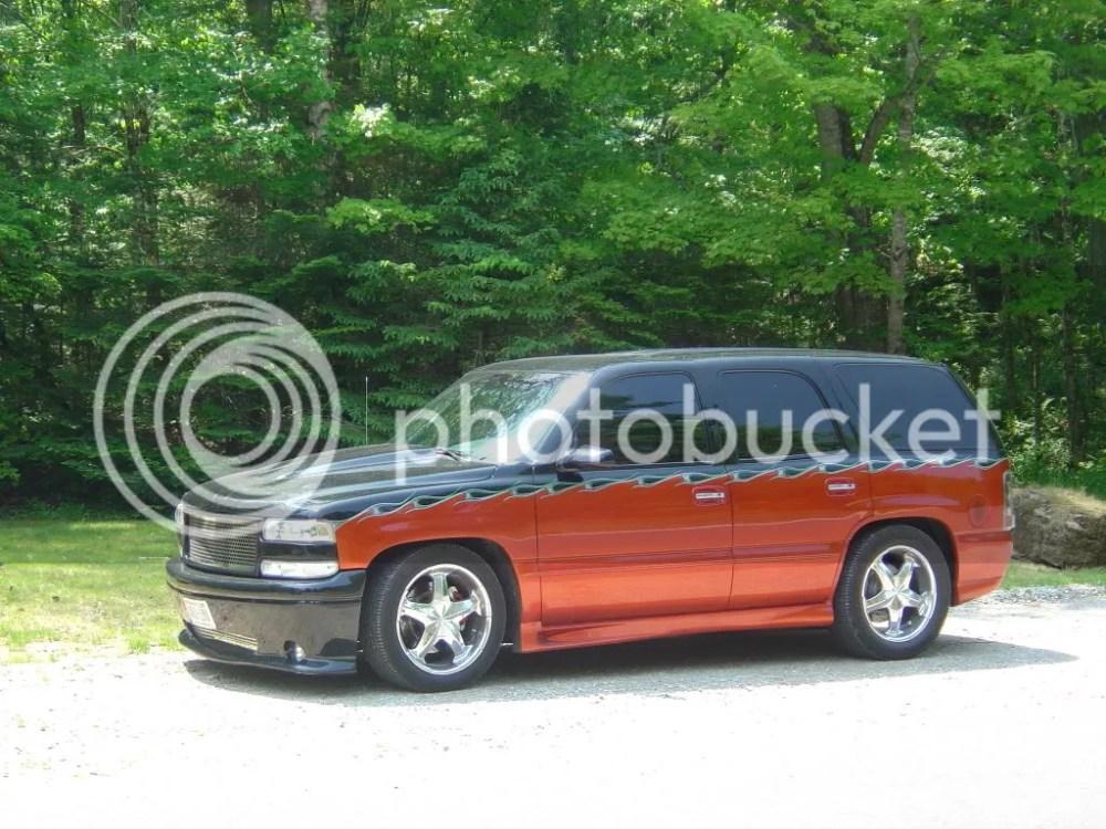 medium resolution of 2002 chevy tahoe custom for sale trade