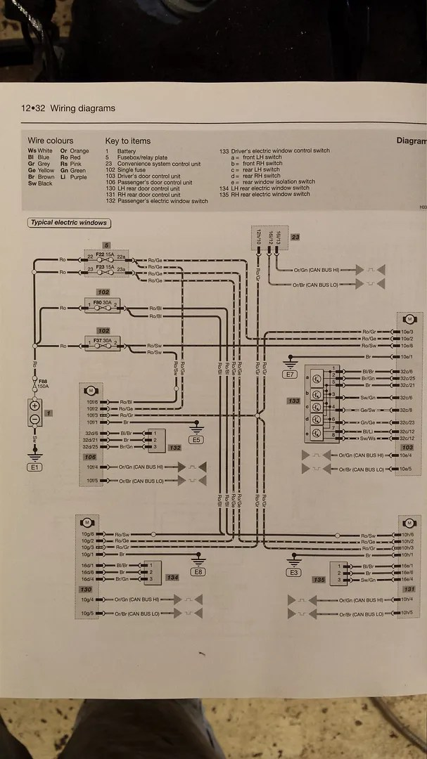 Reading Automotive Wiring Diagram In Addition Automatic Door Wiring
