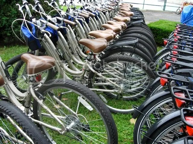 more bikes for rent on Governor's Island