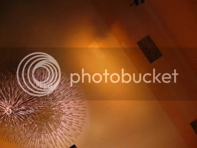 borden chandelier