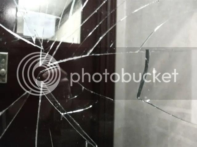 broken glass big deal