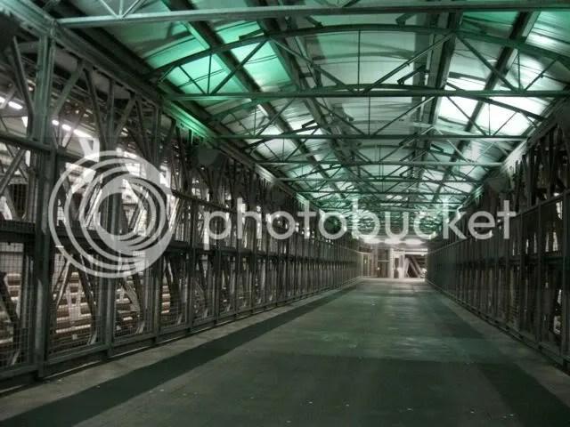 WFC walkway