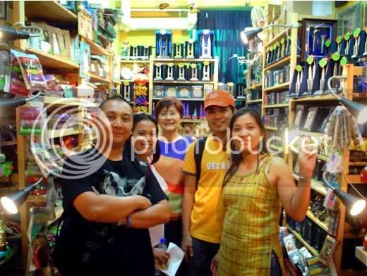 KL Idea in Central Market Malaysia.