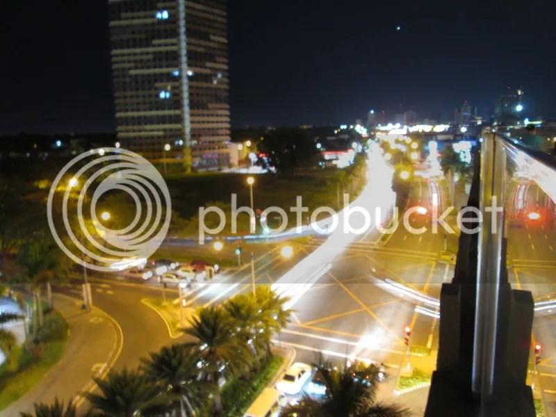 Night at Acacia Hotel Manila