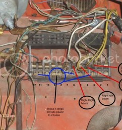 1976 vw bug fuse box wiring diagram blog1976 volkswagen bus fuse box schema diagram database 1976 [ 1024 x 770 Pixel ]