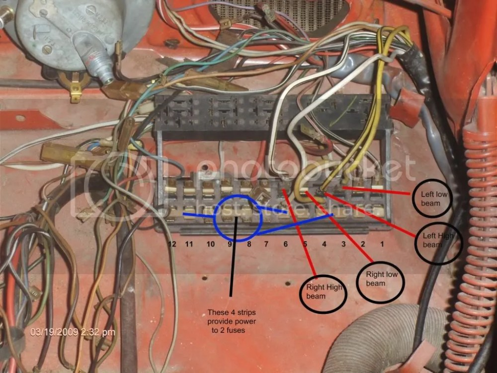 medium resolution of 1976 volkswagen bus fuse box wiring diagram view 1976 vw fuse diagram
