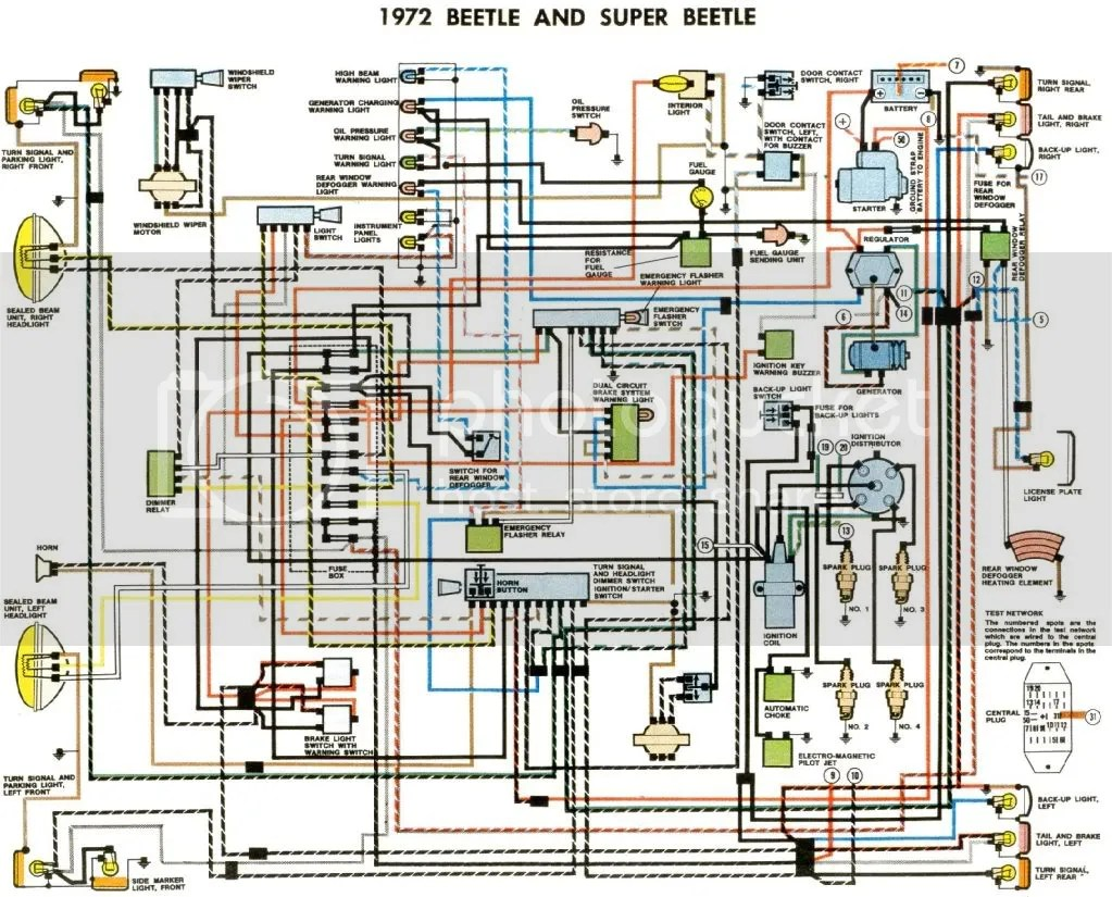 hight resolution of 1998 vw beetle wiring harness wiring diagram basic 1998 vw beetle wiring harness
