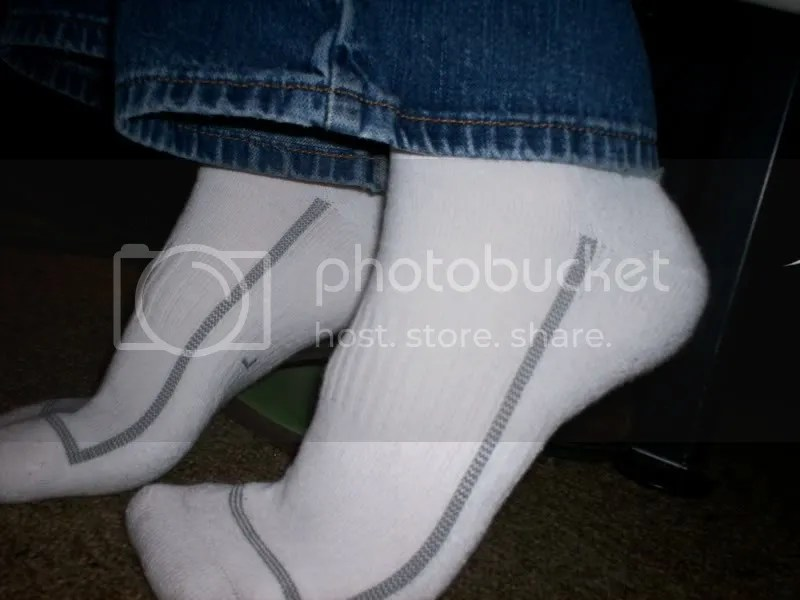 White Socks #3 Pictures, Images and Photos