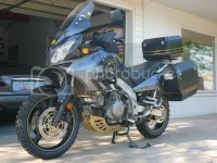 F/S the Ultimate Aventure Vstrom DL1000 - Expedition Portal