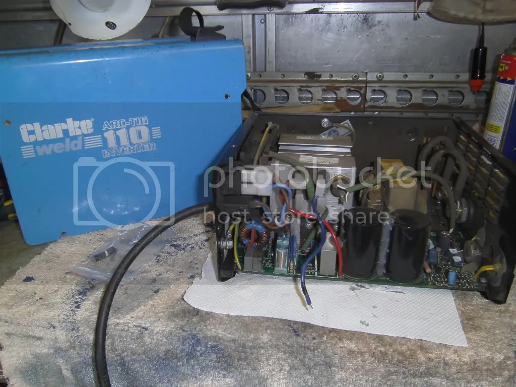 hight resolution of trying to repair arc tig 110 inverter
