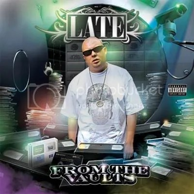 LATE,From The Vaults,Uk Hip Hop