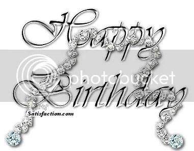 MySpace Graphics - Happy Birthday